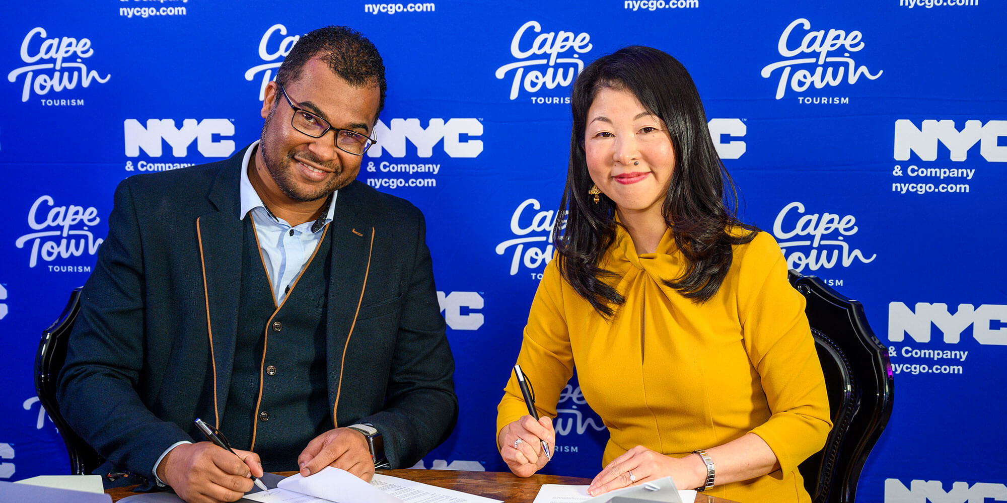 Enver-Duminy-of-Cape-Town-Tourism-&-Makiko-Matsuda-Healy-of-NYC-&-Company (1)
