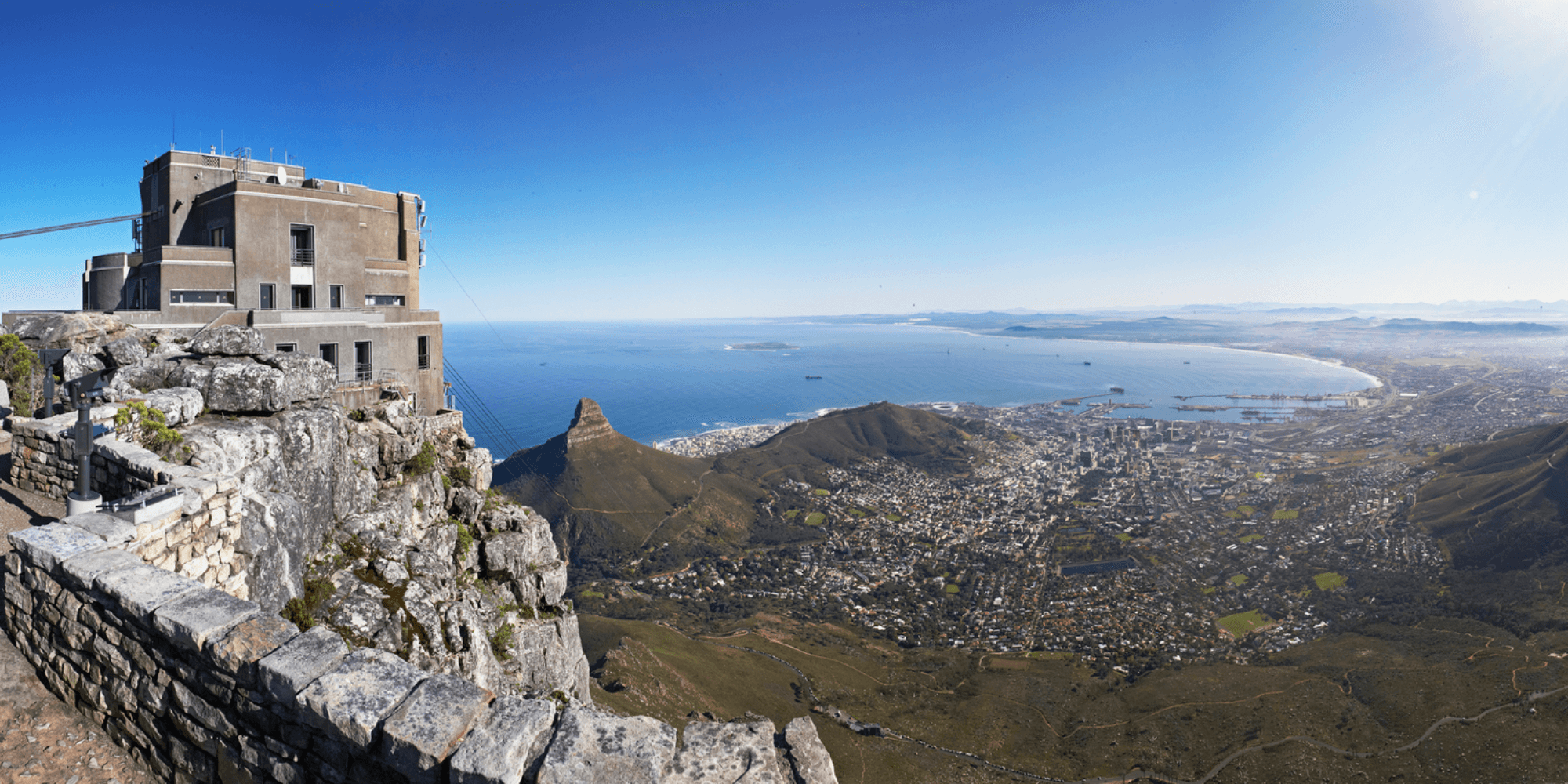 7SeptemberThe view from Table Mountain