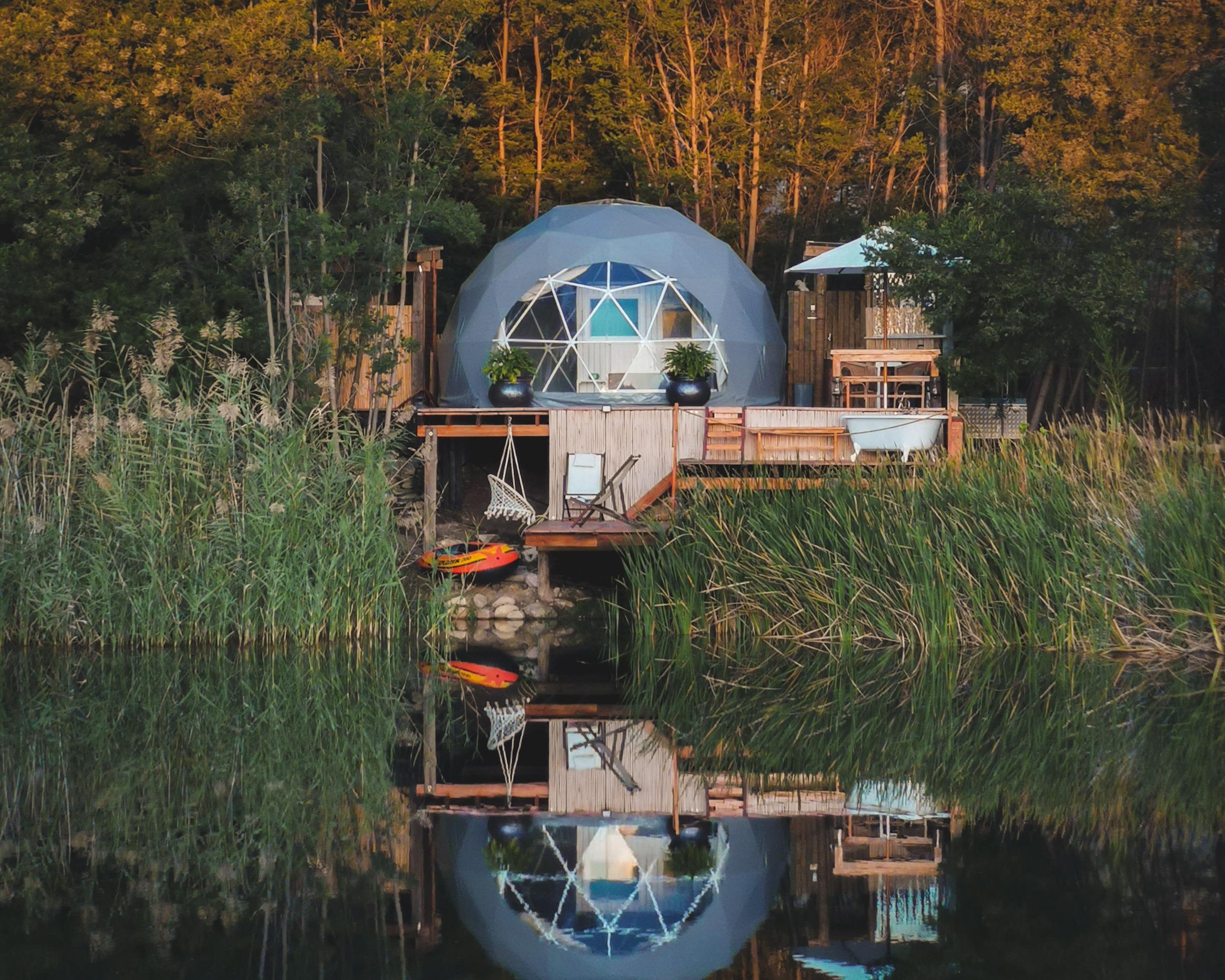 Sunset Dome - 01